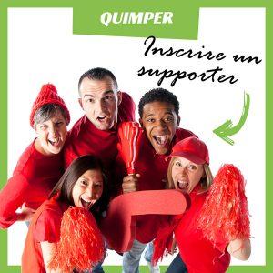 Inscrire une équipe Play 4 fun Quimper