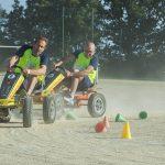 épreuve karting à pédales Play 4 fun Quimper