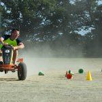 Epreuve karting à pédales Quimper
