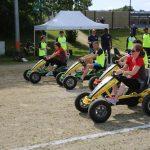 épreuve karting à pédales défi Play 4 fun Quimper