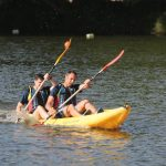 epreuve de kayak défi Play 4 fun Quimper