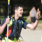 epreuve de kayak inter-entreprises Quimper