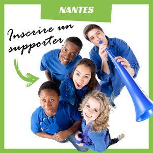 Inscrire une équipe Play 4 fun Nantes