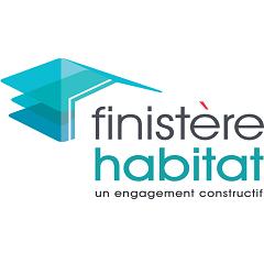Logo Finistère habitat