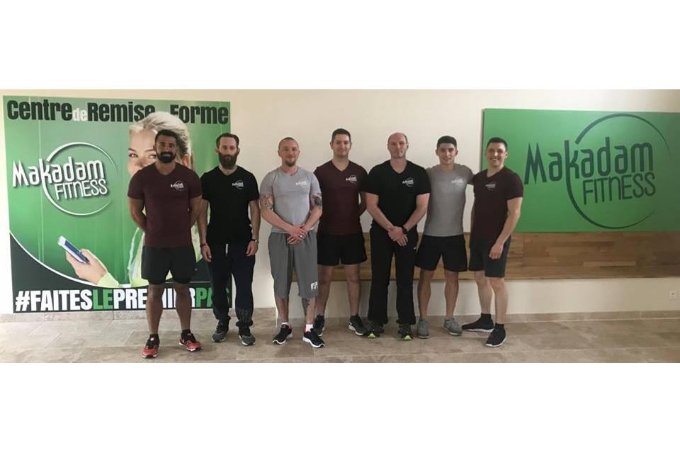 Equipe Makadam Fitness Quimper