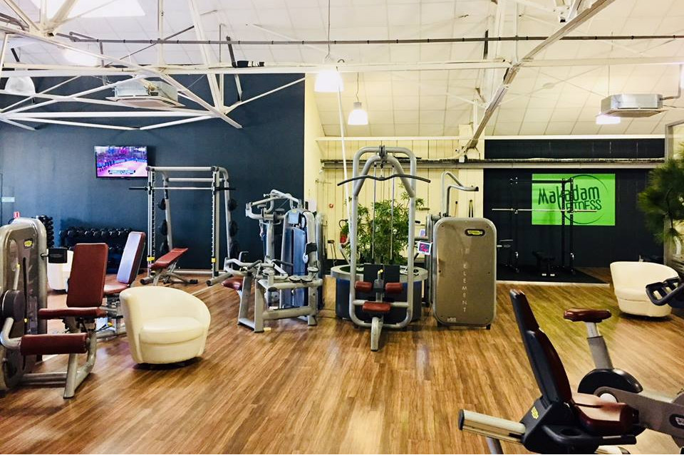 Salle de sport Makadam Fitness Quimper