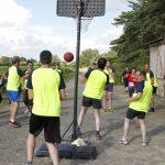 épreuve de basket interentreprises 2018