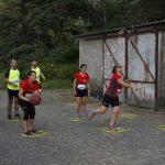 épreuve de basket interentreprises à Nantes