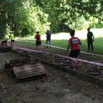 épreuve du parcours d'obstacles Play 4 fun Nantes