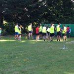 épreuve de tir à l'arc défi Play 4 fun à Nantes