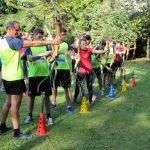 épreuve du tir à l'arc défi Play 4 fun