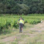 épreuve de biathlon interentreprises à Nantes