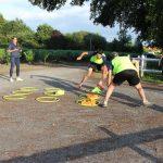 épreuve du morpions défi sportif interentreprises