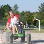 épreuve Karting à pédales interentreprises Quimper