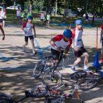 épreuve de biathlon défi Play 4 fun à Quimper