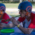 épreuve de biathlon inter-entreprises Quimper