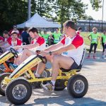 épreuve karting à pédales défi Play 4 fun