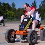 épreuve de karting à pédales défi Play4fun