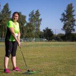 épreuve de golf inter-entreprises à Quimper