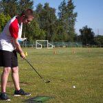 épreuve de golf défi Play 4 fun Quimper