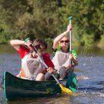 Kayak inter-entreprises à Quimper