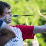 épreuve de tir à l'arc défi Play 4 fun 2018