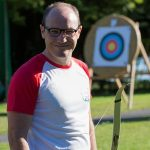 épreuve de tir à l'arc Play 4 fun à Quimper