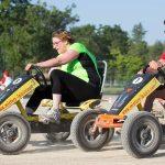 épreuve karting à pédales défi Play 4 fun à Quimper