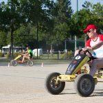 épreuve karting à pédales défi Play 4 fun 2018