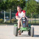 épreuve karting à pédales défi inter-entreprises à Quimper
