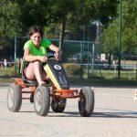 épreuve karting à pédales Play 4 fun