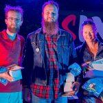Concert SixAll défi inter-entreprises à Quimper