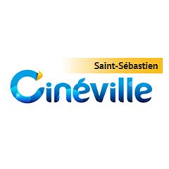 logo cinéville Saint Sébastien